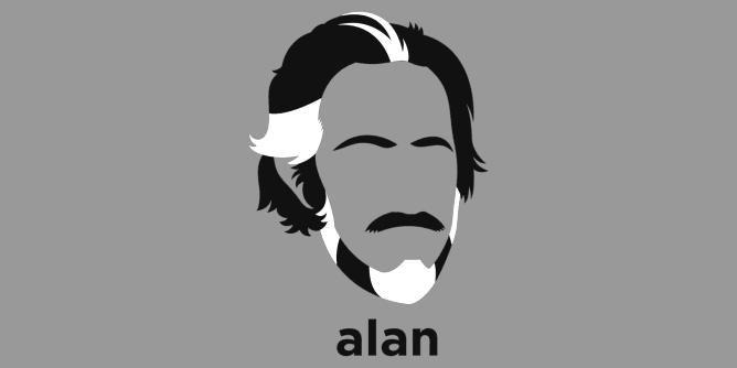Graphic for alan-watts