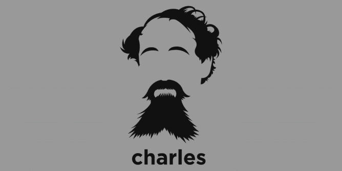 Graphic for charles-dickens