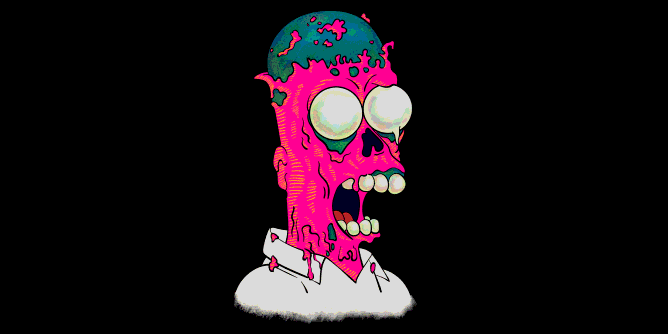 Graphic for melting-homer