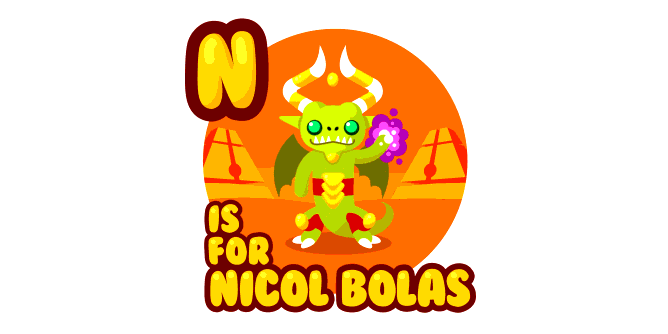 Graphic for n-is-for-nicol-bolas
