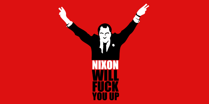 Graphic for nixon