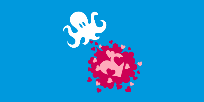 Graphic for octolove