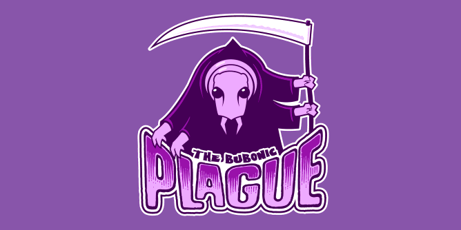 Graphic for plague