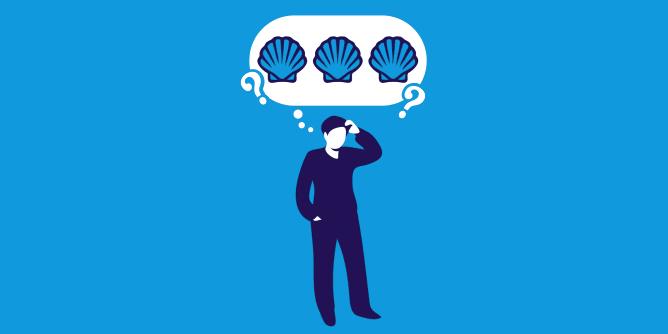 Graphic for seashells