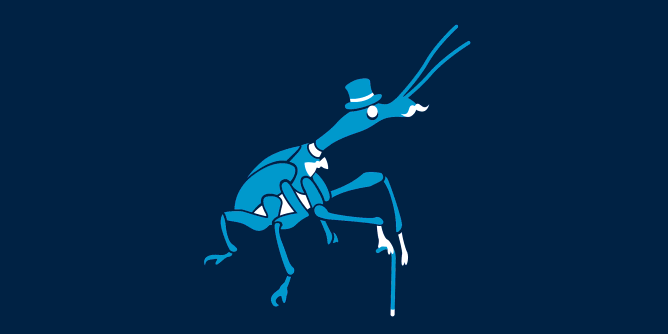 Graphic for sir-weevil