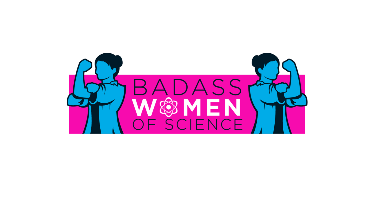 STEM ain't just for him. Someone suggested I slap the header image from my 'badass women of science' page onto a shirt, so I did!