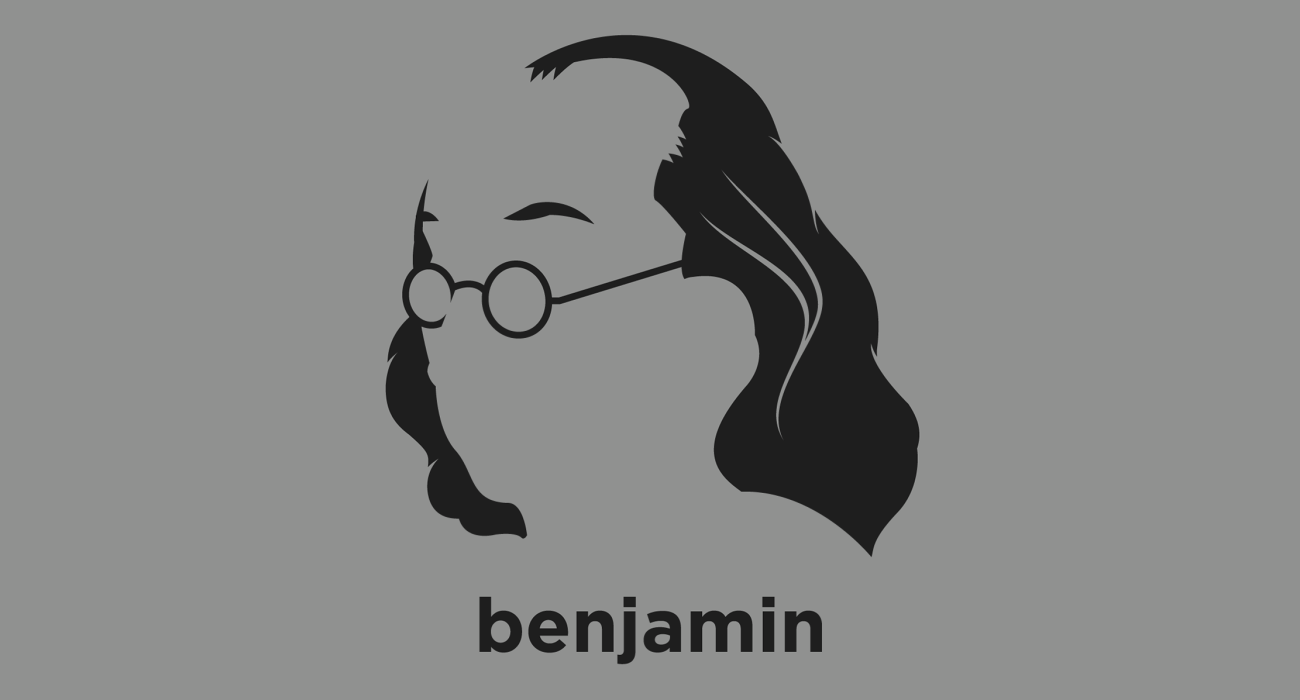 A t-shirt with a minimalist hair based illustration of Benjamin Franklin: a noted polymath he was a leading author, printer, political theorist, politician, postmaster, scientist, musician, inventor, satirist, civic activist, statesman, and diplomat