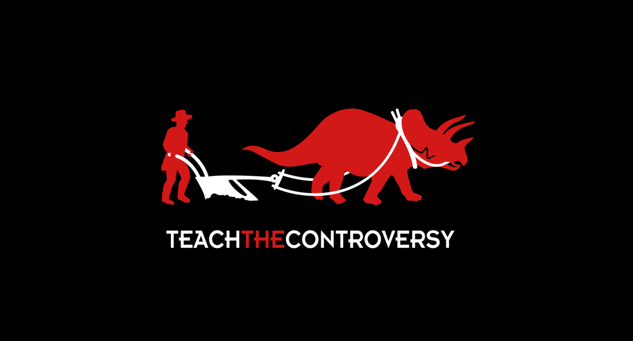A religious parody t-shirt:  Dinosaurs and Humans alive at the same time? Is that possible? The answer may surprise you... Or maybe not, the answer is 'No'