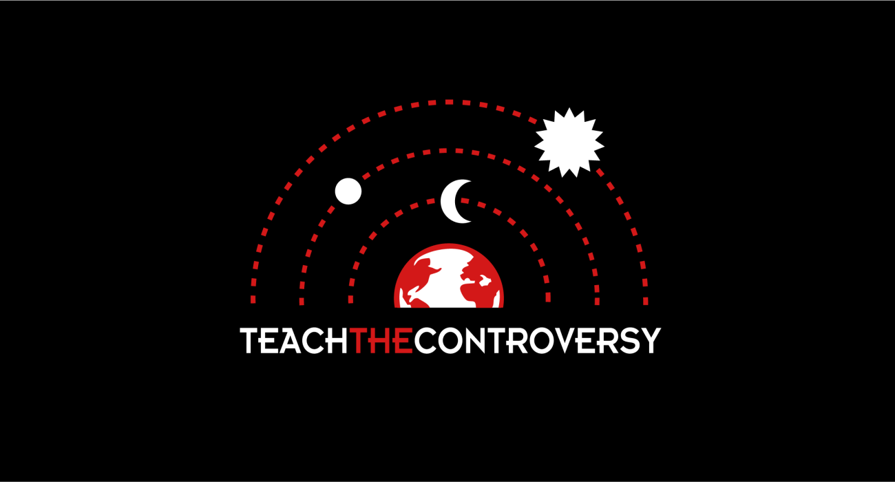 A religious parody t-shirt:  The belief that the Earth is the center of the universe, which a lot of people fought for waaaaaaay after they shoulda just packed it in and rode the evidence to celestial irrelevance