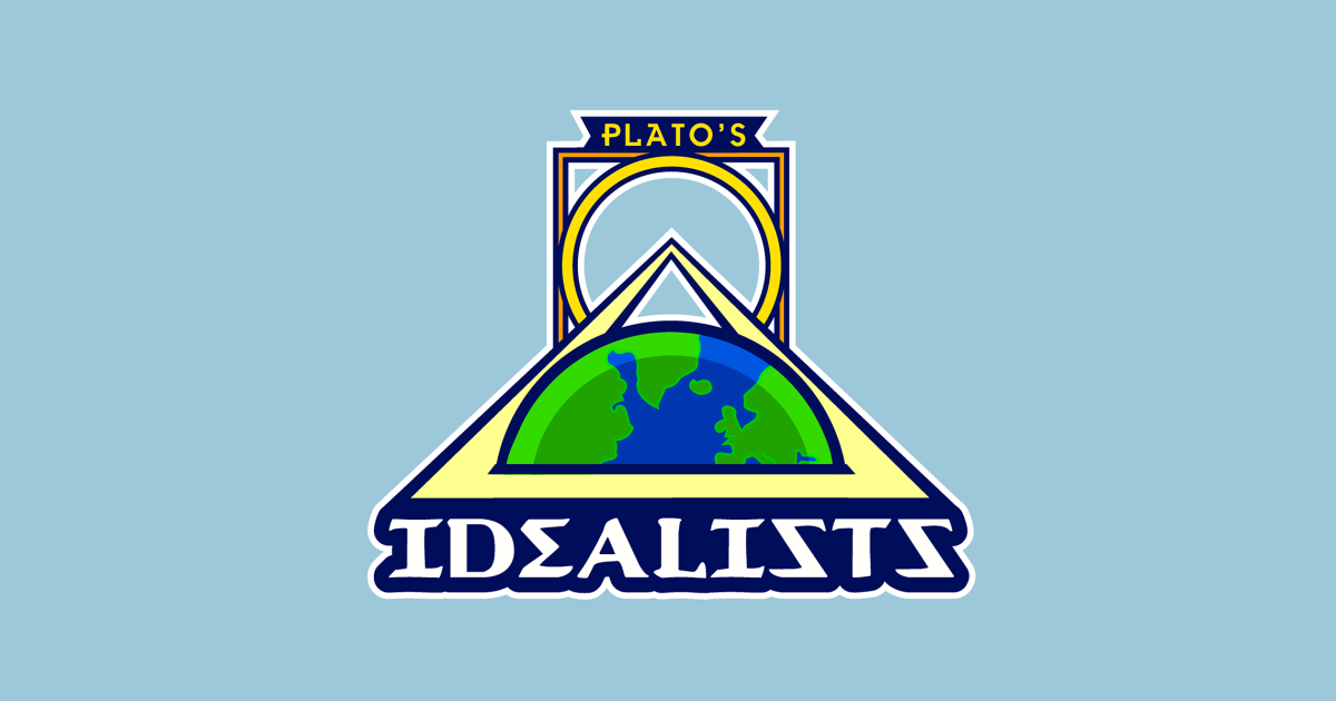 platonic idealism But plato's political idealism has many admirers even today, and indirectly it may be more influential than generally assumed plato's thought will be examined here to assess its general significance for understanding politics and morality so that the analysis will not appear one-sided, it should be pointed out from the.