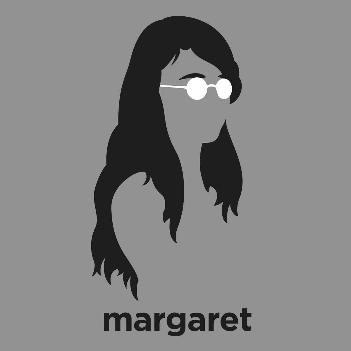 Design your own t-shirt hamilton - A T Shirt With A Minimalist Hair Based Illustration Of Margaret Hamilton The Computer