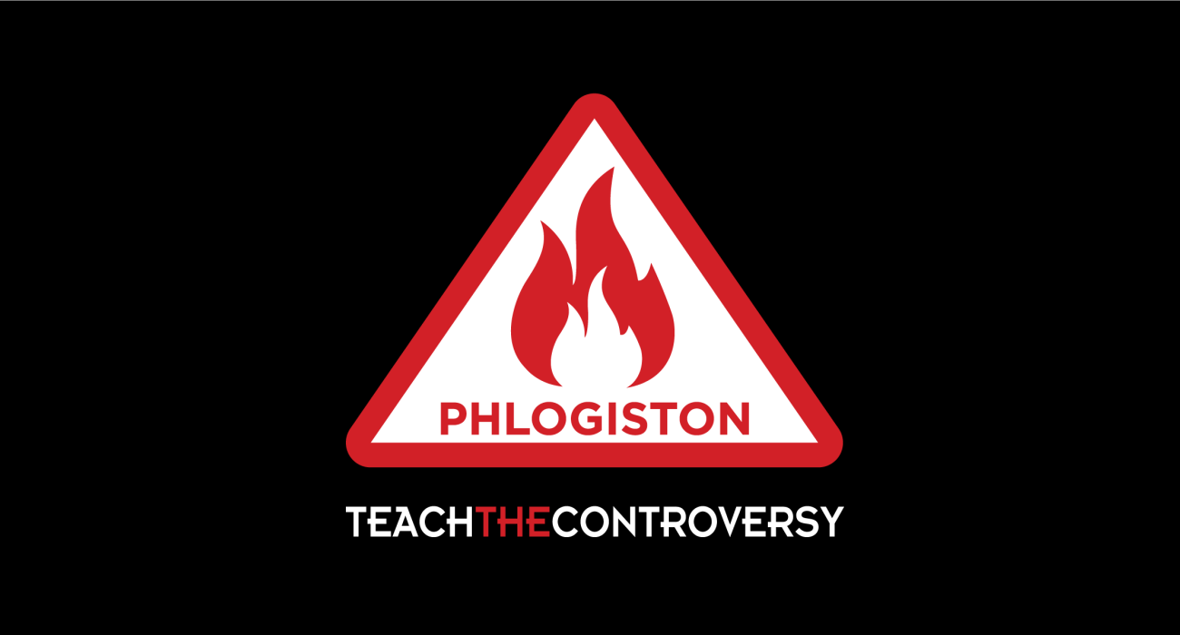 A religious parody t-shirt:  Phlogiston is the outdated belief that combustion is caused by a basic elemental substance called phlogiston, hint: its not