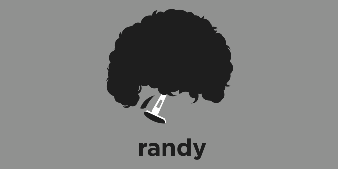 A t-shirt with a minimalist hair based illustration of  Randy Newman is an American singer-songwriter, composer, and pianist who is known for his distinctive voice, mordant (and often satirical) pop songs, and for film scores.