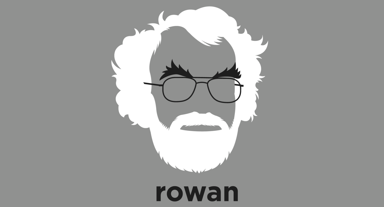 A t-shirt with a minimalist hair based illustration of  Rowan Williams: the 104th Archbishop of Canterbury, Metropolitan of the Province of Canterbury and Primate of All England, offices he held from December 2002 to December 2012