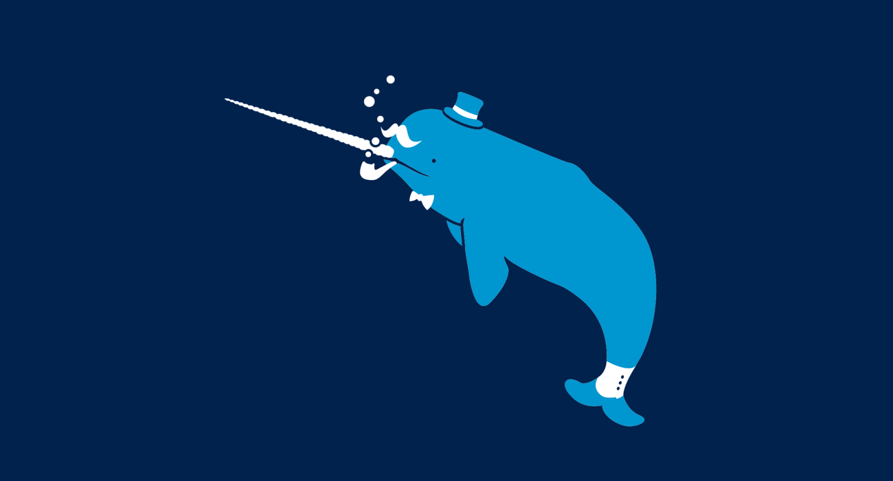 sir narwhal shirt from sir critter