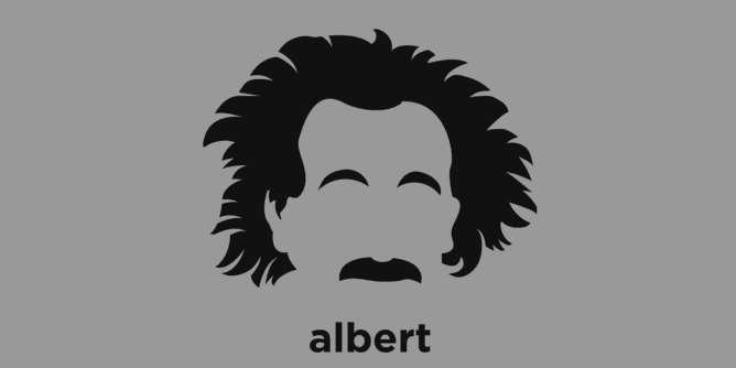 Graphic for albert-einstein