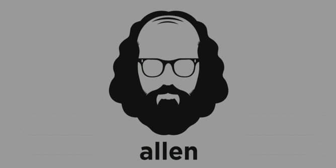 Graphic for allen-ginsberg
