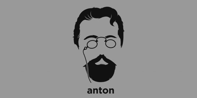 Graphic for anton-chekhov