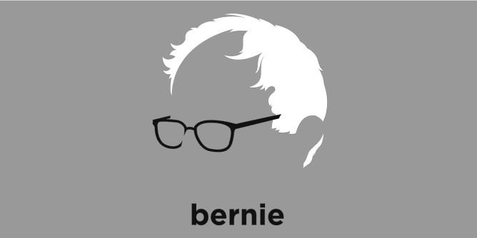 Graphic for bernie-sanders