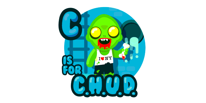 Graphic for c-is-for-chud