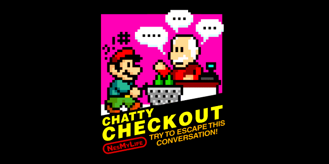 Graphic for chattycheckout