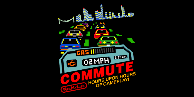 Graphic for commute