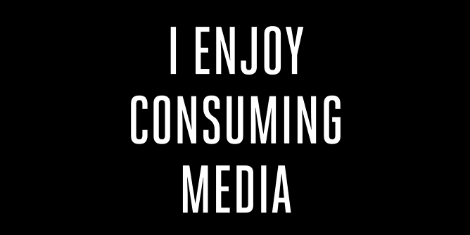 Graphic for consuming
