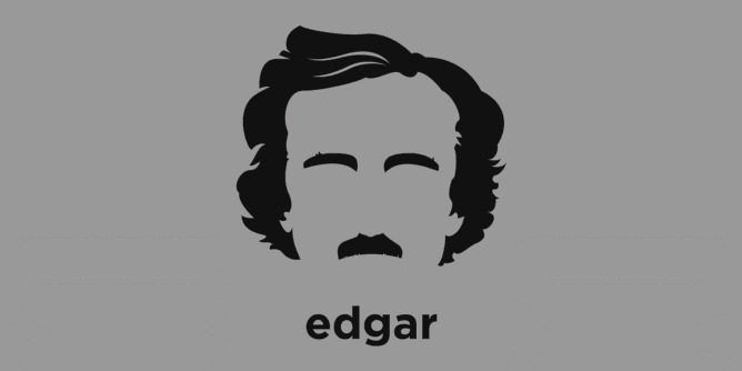 Graphic for edgar-allan-poe