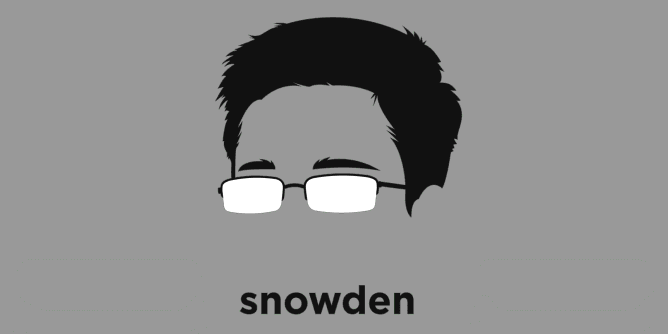 Graphic for edward-snowden