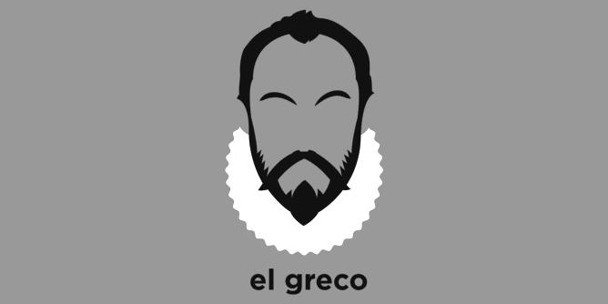 Graphic for el-greco