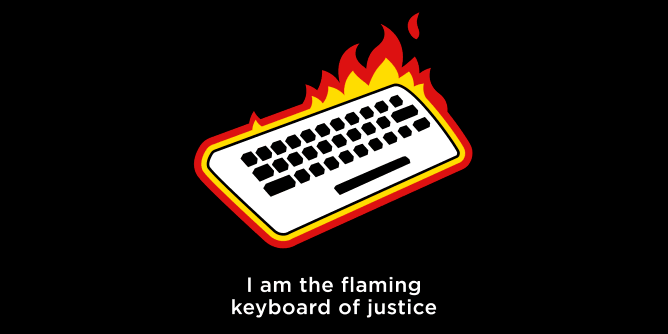 Graphic for flamingkeyboard