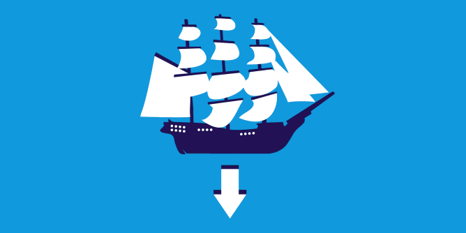 Graphic for galleon
