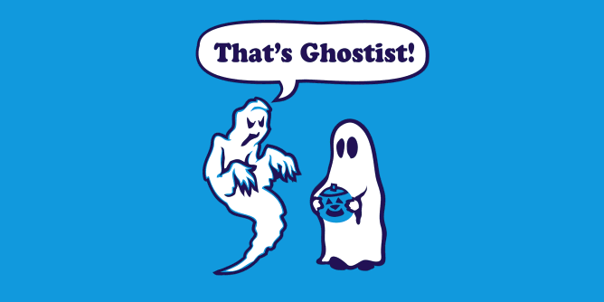 Graphic for ghostist