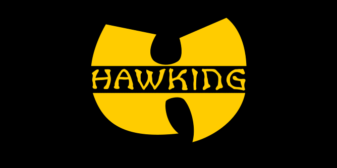 Graphic for hawking