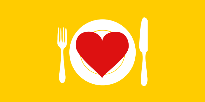 Graphic for heartmeal