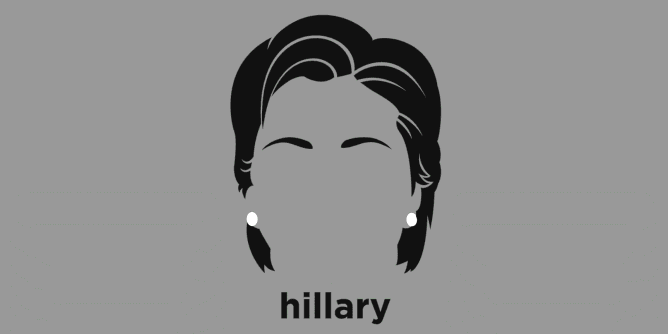 Graphic for hillary-clinton