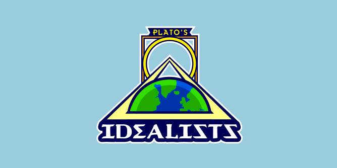 Graphic for idealists