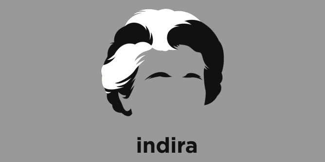 Graphic for indira-gandhi