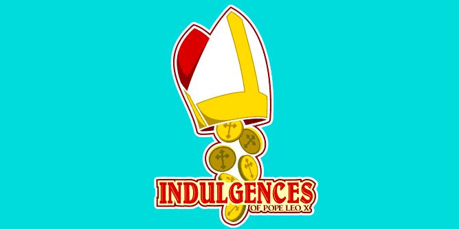 Graphic for indulgences