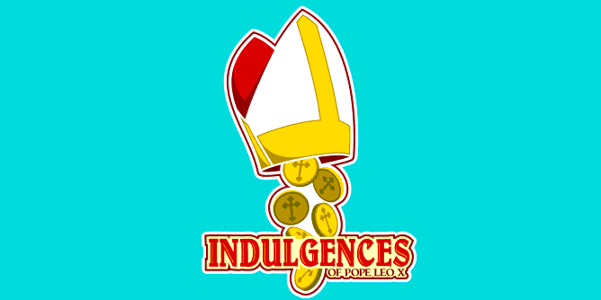Graphic for indulgences