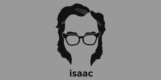 Graphic for isaac-asimov