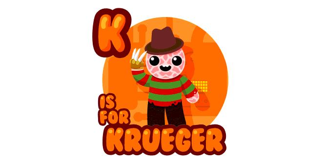 Graphic for k-is-for-krueger