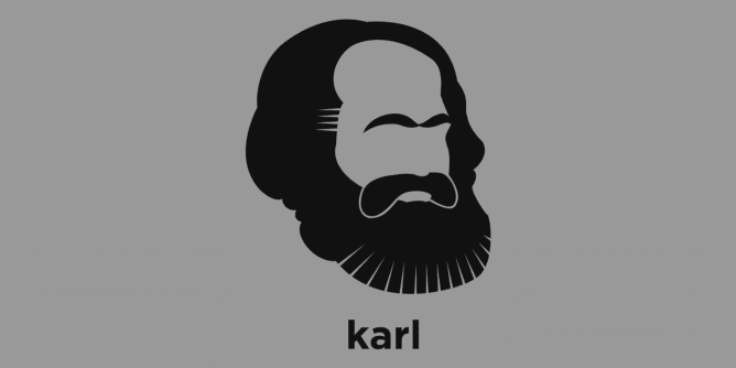 Graphic for karl-marx