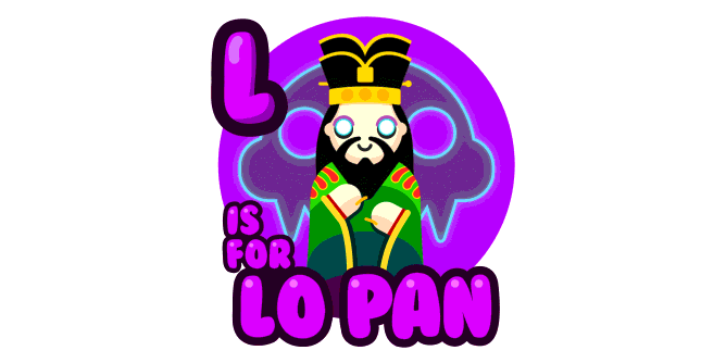Graphic for l-is-for-lo-pan