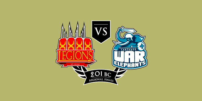 Graphic for legionsvswarelephants