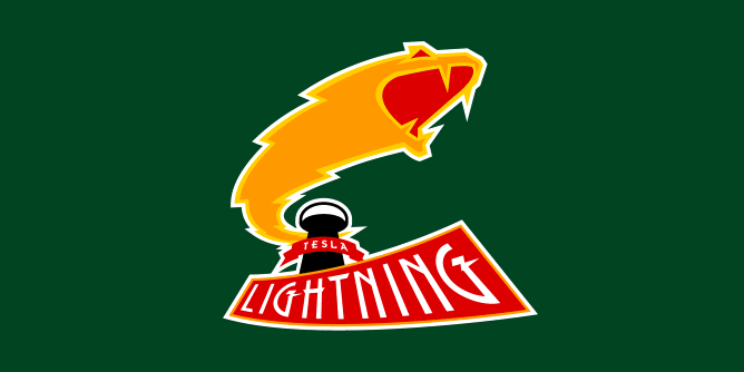 Graphic for lightning