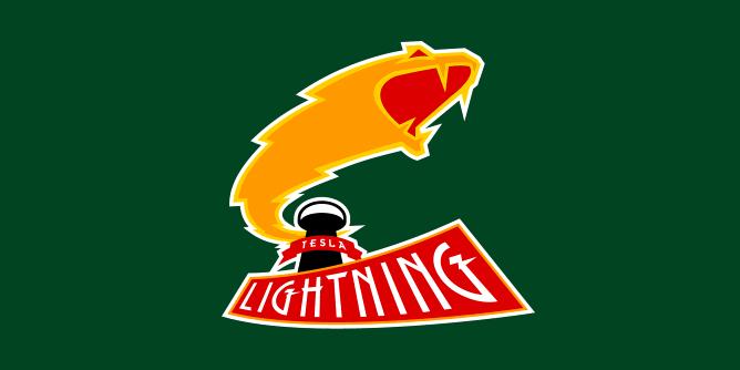 Graphic for lightning