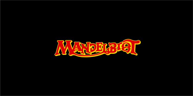 Graphic for mandelbrot