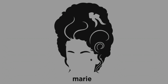 Graphic for marie-antoinette