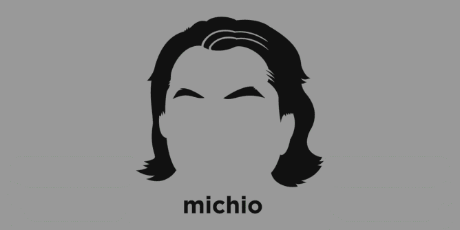 Graphic for michio-kaku